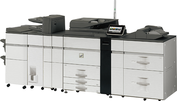 Sharp MX-M905 Monochrome MFP
