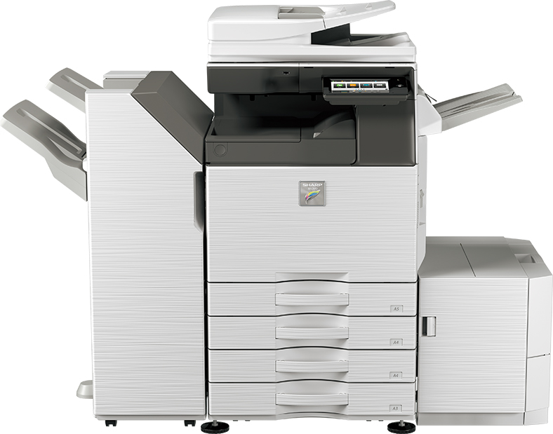 MX-6071 Color MFP (Scan Centric)