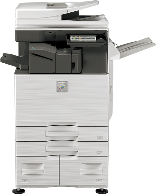 MX-5071 Color MFP – Scan Centric