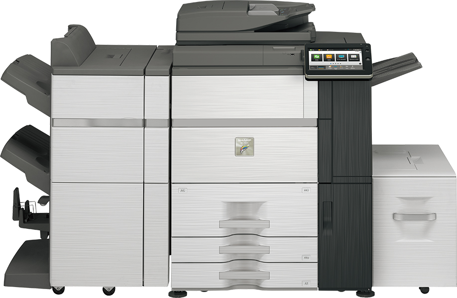 MX-7580N Color MFP