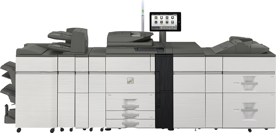 MX-7090 Production Color MFP