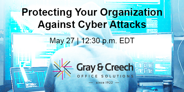 Protect Your Organization From Cyber Attacks
